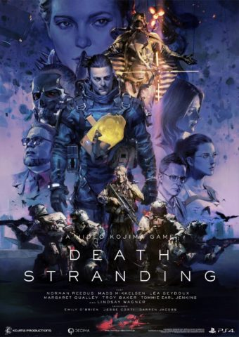 death stranding gameplay session, Death Stranding drops a massive 48 minute gameplay session from TGS2019, Gadget Pilipinas