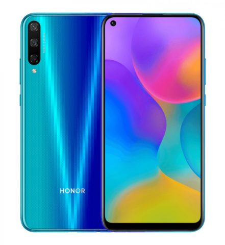 honor play 3 blue