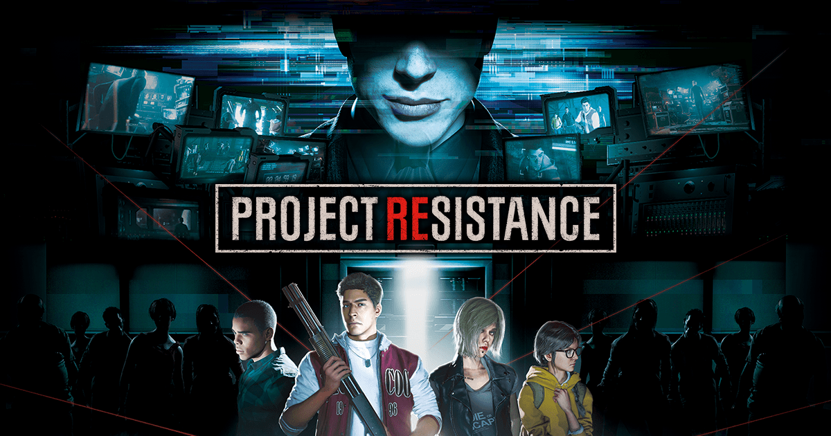 Project Resistance Gameplay, Project Resistance gameplay trailer shown at TGS2019, Gadget Pilipinas