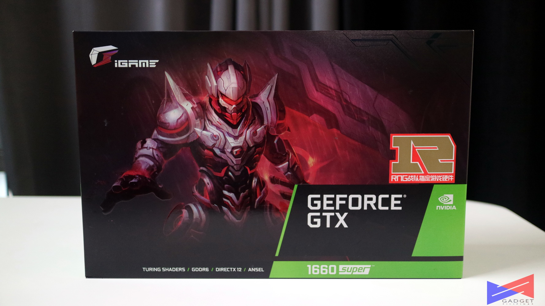GTX 1660 Super, Colorful iGame GTX 1660 SUPER Ultra Graphics Card Review, Gadget Pilipinas