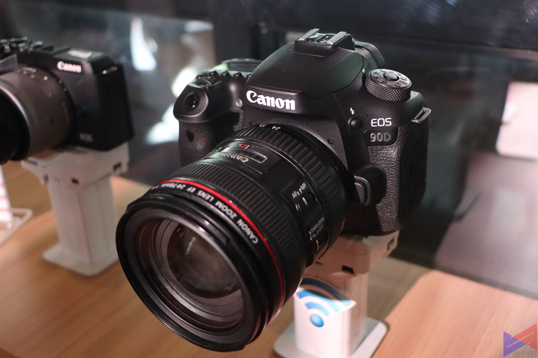 Canon EOS 90D, Canon Launches EOS M6 Mark II and EOS 90D in PH, Gadget Pilipinas