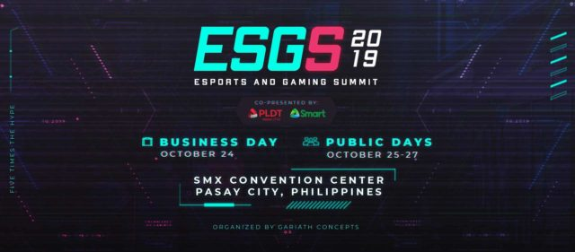 what to expect esgs 2019, ESGS 2019 is happening on October 25-27, here's what to expect!, Gadget Pilipinas