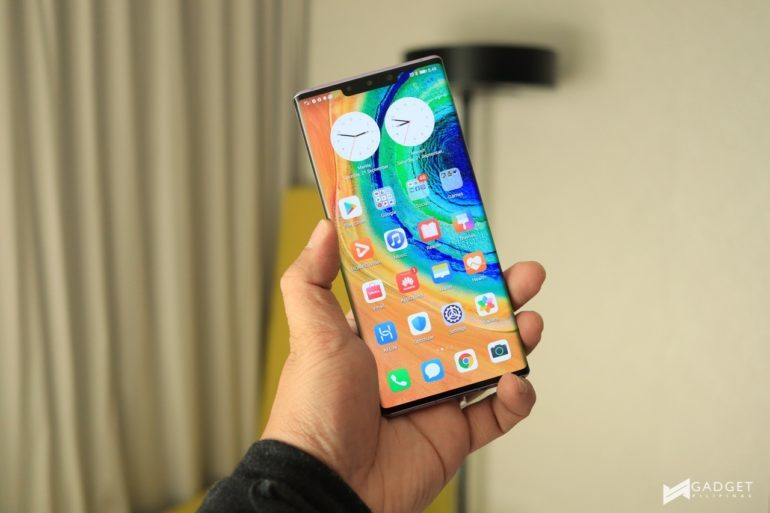 Huawei Mate 30 Pro Front