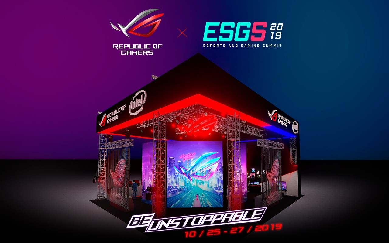 ROG ESGS 2019, What's in Store For You at the ASUS ROG Booth at ESGS 2019!, Gadget Pilipinas