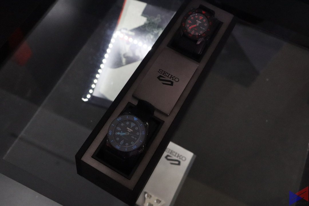 Seiko 5 Sports, Seiko 5 Sports Collection Launches in PH: Designed for the Modern Youth, Gadget Pilipinas