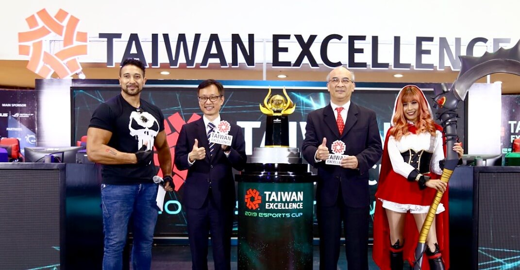 Taiwan Excellence Esports Cup, Bren Esports and CX Blanc Win 2019 Taiwan Excellence Esports Cup, Gadget Pilipinas