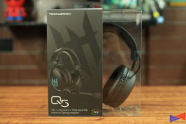 Tecware Q5 Gaming Headset Review