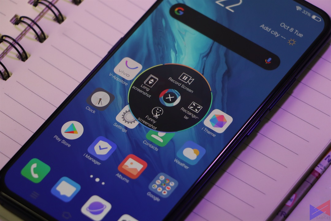 Vivo V17 Pro, Top Five Things to Like About the Vivo V17 Pro, Gadget Pilipinas