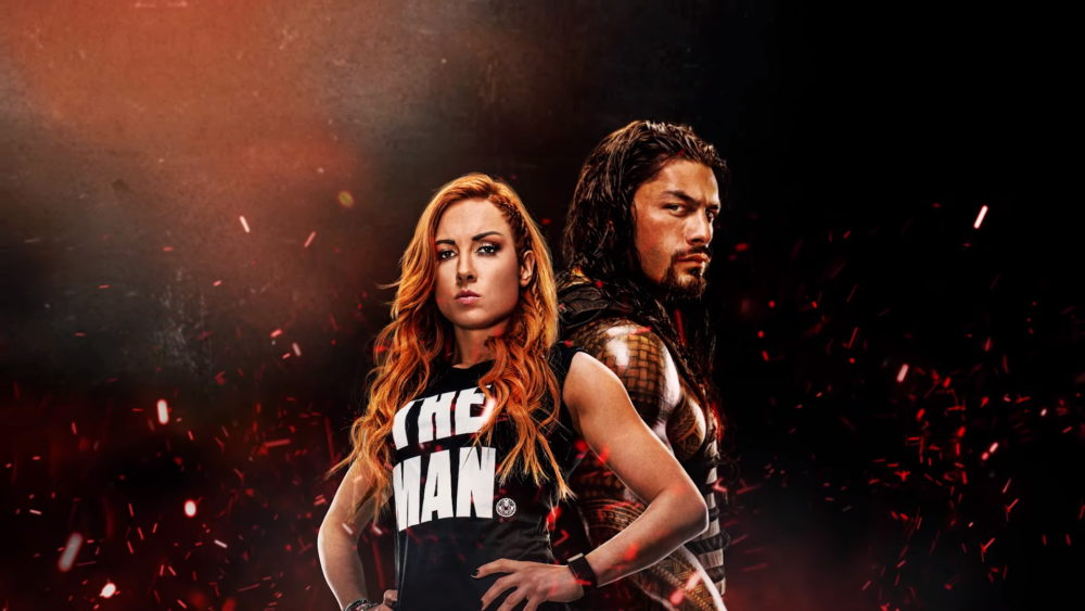 wwe 2k20 gameplay trailer, WWE 2K20 gameplay trailer drops, features Becky Lynch and Roman Reigns, Gadget Pilipinas