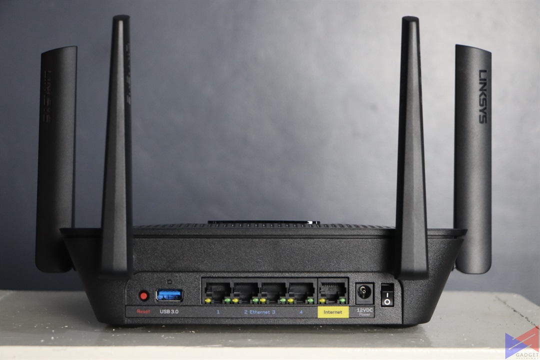 Linksys MR8300, Review: Linksys MR8300 Tri-Band Gaming Mesh WiFi Router + Velop, Gadget Pilipinas