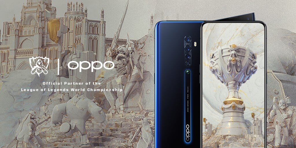 OPPO League of Legends Esports, OPPO is the first exclusive global smartphone of League of Legends Esports, Gadget Pilipinas