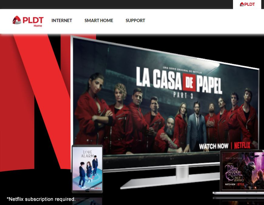 PLDT Home Netflix, You Can Now Subscribe to Netflix with Your PLDT Home Account!, Gadget Pilipinas