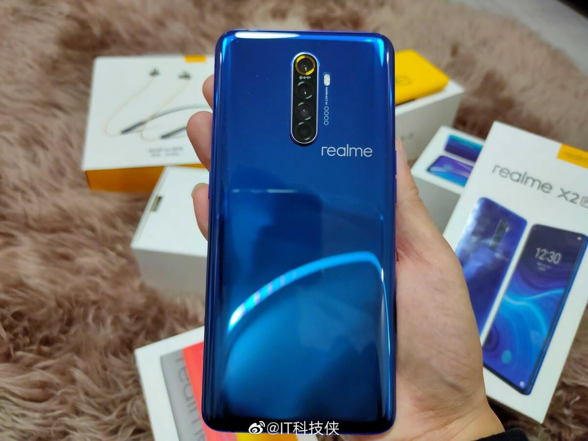 Realme X2 Pro hands-on leaked, Realme X2 Pro Hands-On Photos Leaked!, Gadget Pilipinas