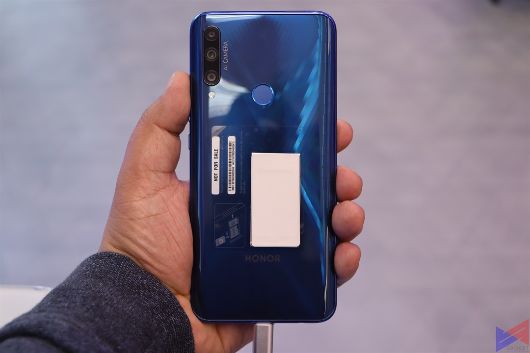 HONOR 9X Back