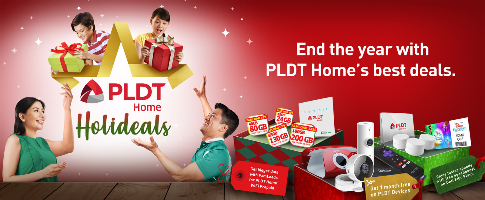 PLDT Holideals, PLDT Home Announces Holideals, its Biggest Holiday Sale!, Gadget Pilipinas, Gadget Pilipinas