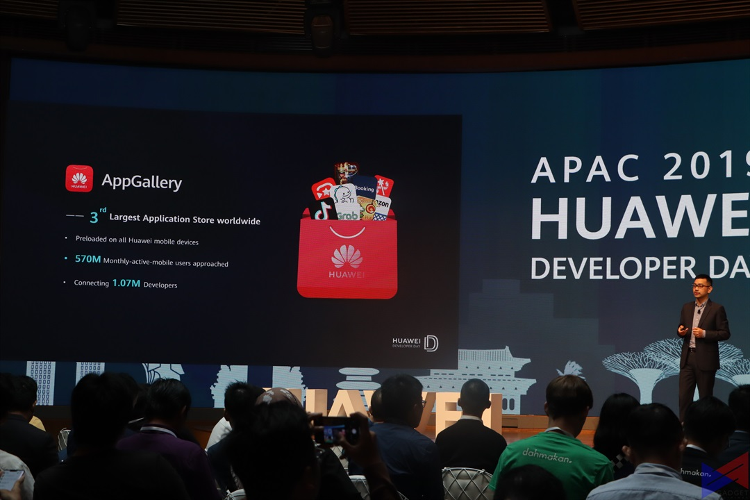 Huawei Developer Day AppGallery
