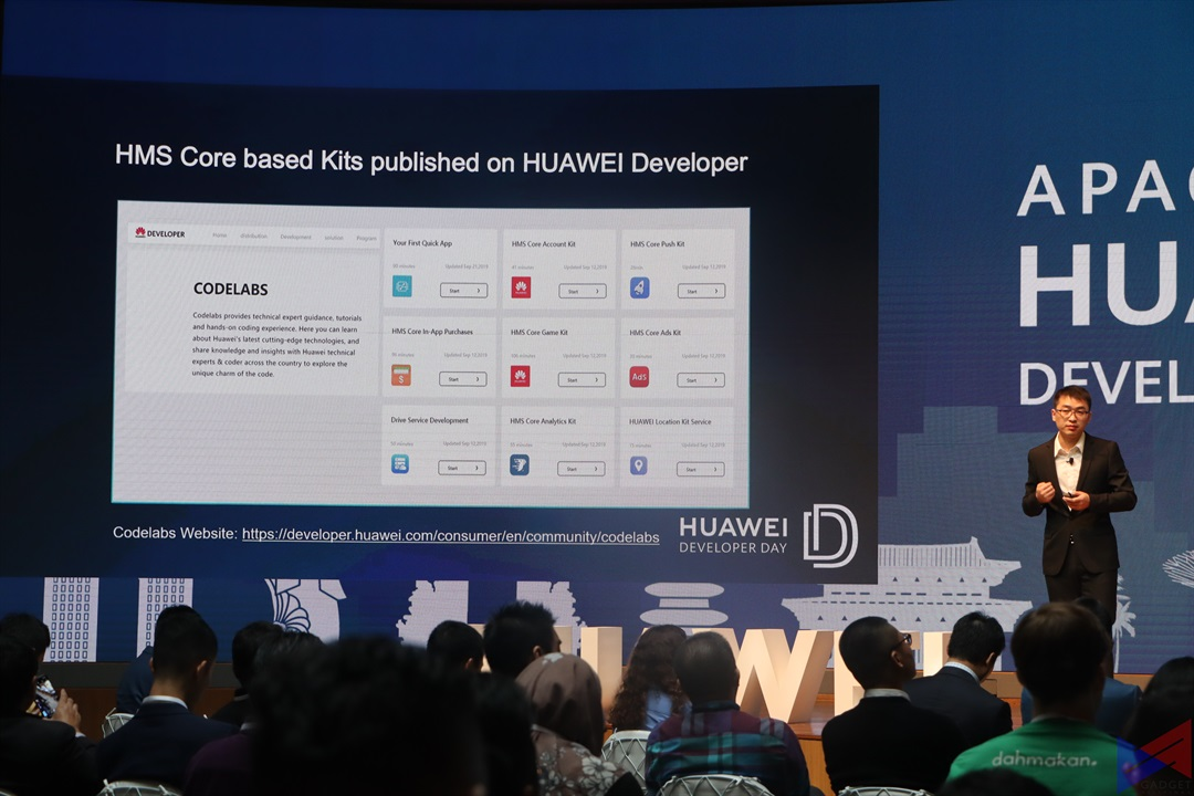 Huawei Developer Day Kit