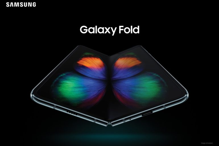 Samsung Galaxy Fold - Smart