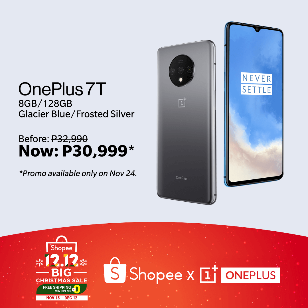 OnePlus Shopee, Check Out These 11.24 Deals on OnePlus Smartphones via Shopee!, Gadget Pilipinas, Gadget Pilipinas