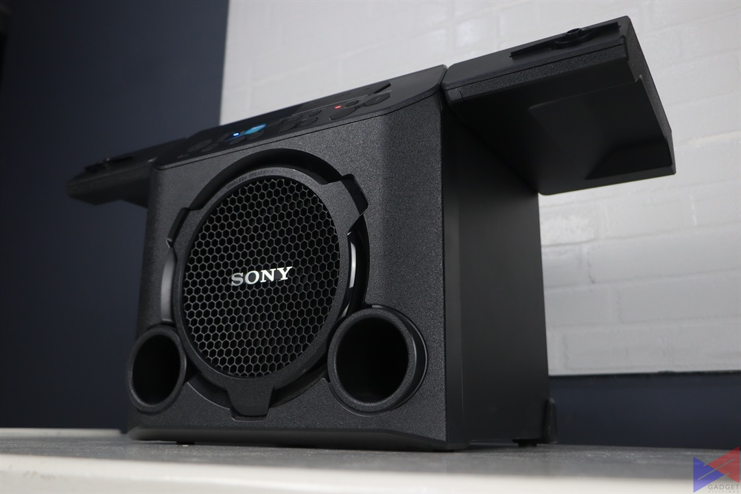 Sony GTK-PG10, Sony GTK-PG10 Outdoor Wireless Speaker Review, Gadget Pilipinas