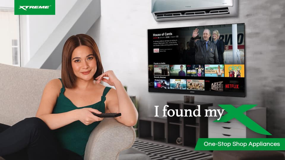 Bea Alonzo XTREME, Bea Alonzo finds the right X for her home, Gadget Pilipinas, Gadget Pilipinas