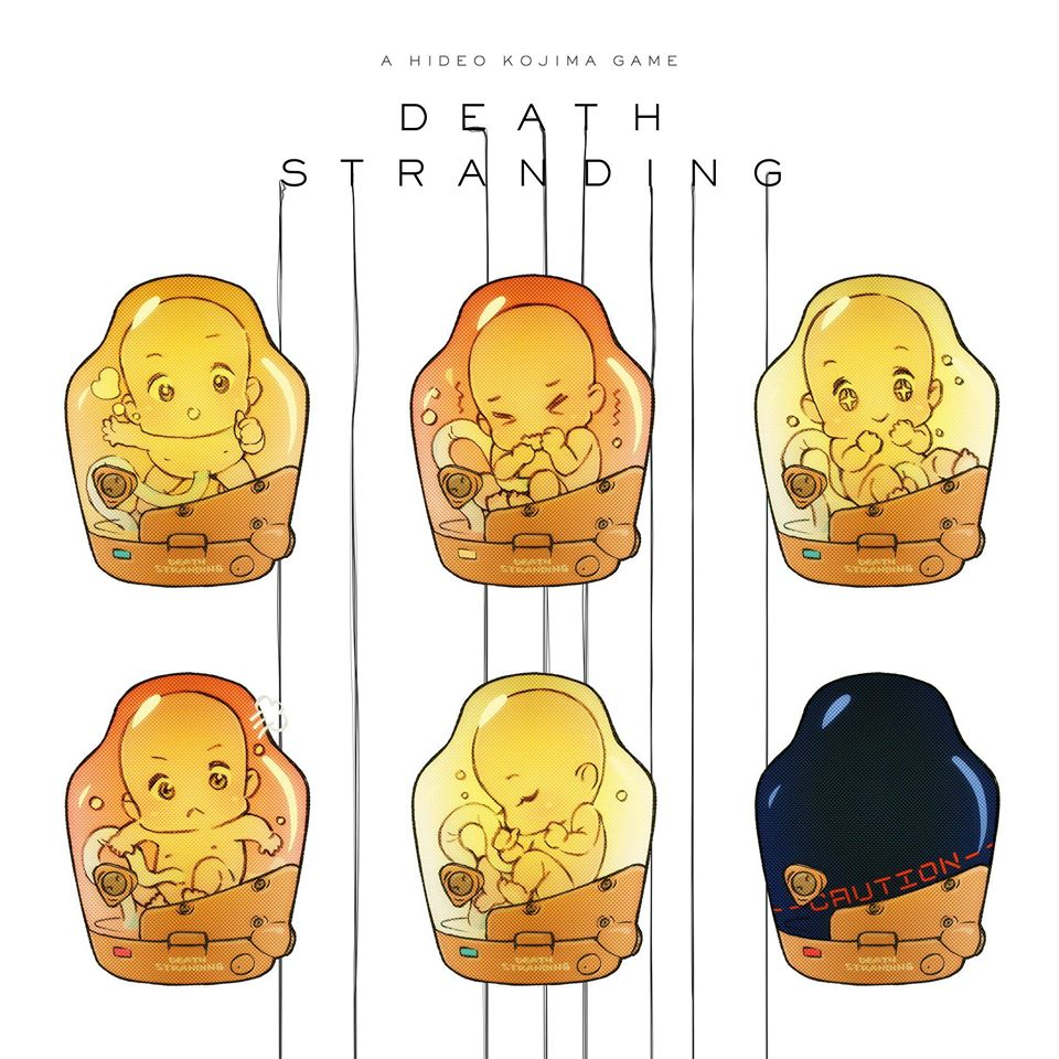 death stranding bb avatar, Download these adorable BB avatars to celebrate the release of Death Stranding, Gadget Pilipinas
