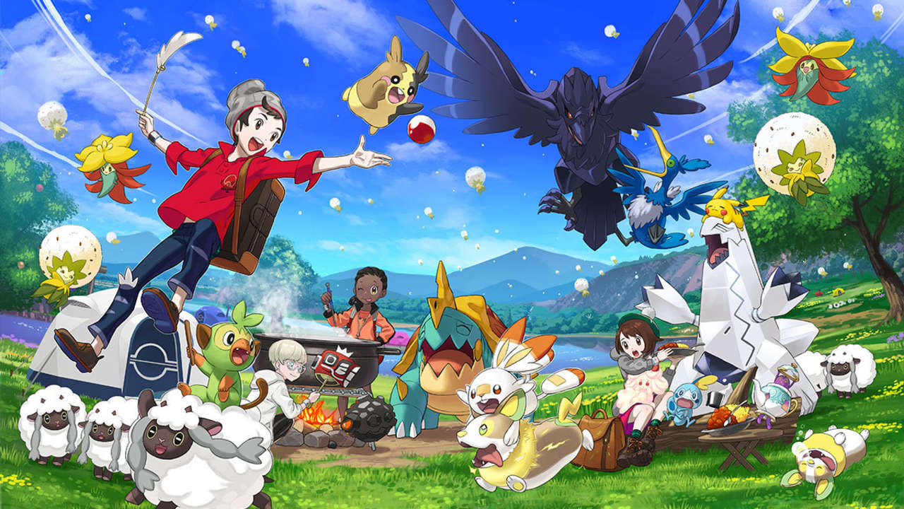 Pokemon Sword and Shield launch event, Catch the Pokemon Sword and Shield launch event at Robinson's Magnolia from Rumble Royale and The Pokemon Center, Gadget Pilipinas, Gadget Pilipinas