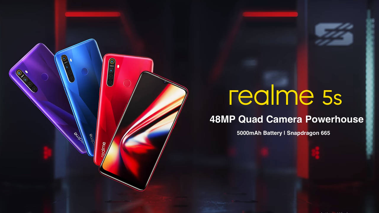 Realme 5s Geekbench, Realme 5s Spotted in Geekbench!, Gadget Pilipinas, Gadget Pilipinas