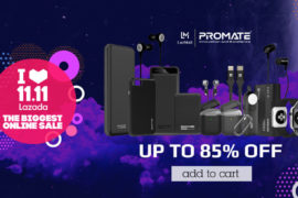 promate, Promate Products Now Available in Online Stores!, Gadget Pilipinas