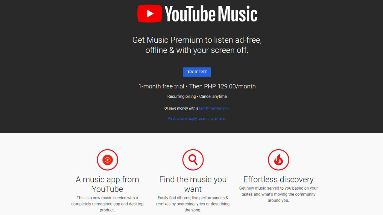 Youtube Premium And Music Now Available In Ph Gadget Pilipinas Tech News Reviews Benchmarks And Build Guides