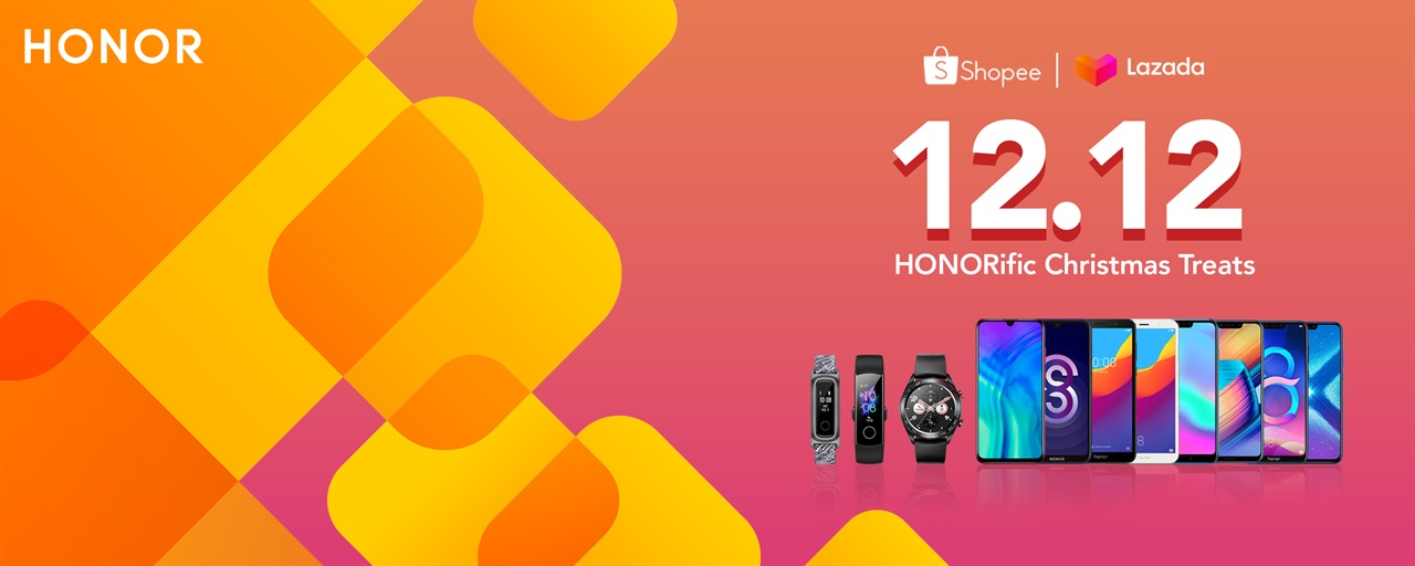 HONOR 12.12, Enjoy Great Discounts for HONOR Products this 12.12!, Gadget Pilipinas, Gadget Pilipinas