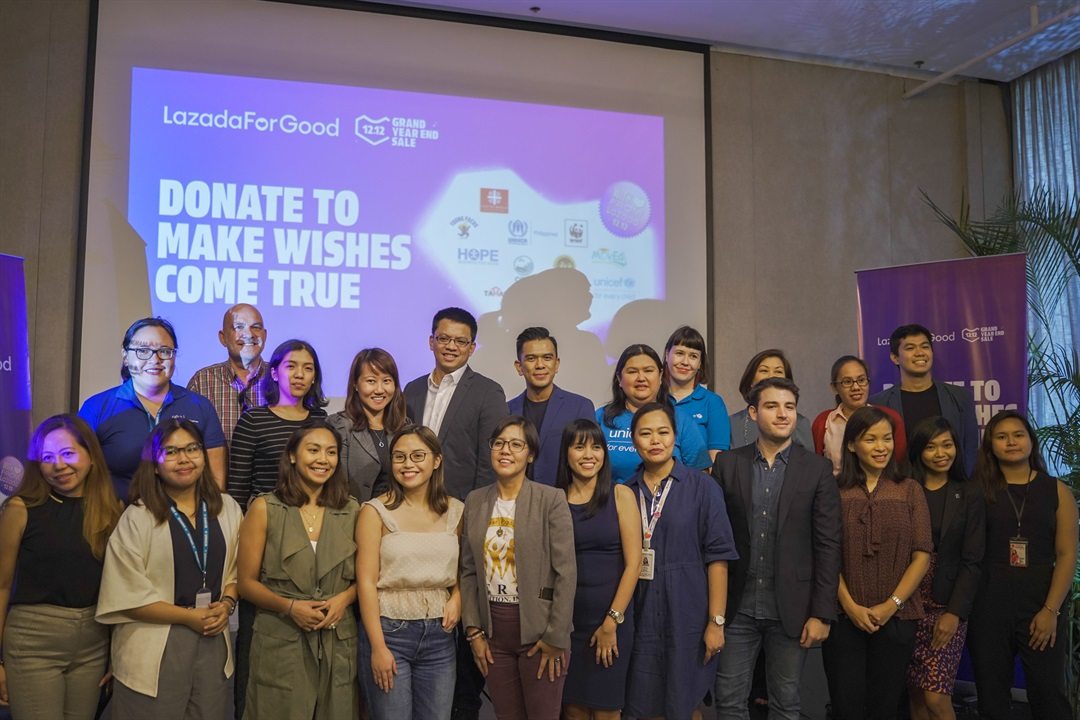 Lazada Digital Giving Platform, Lazada is PH's First e-Commerce Player to Have a Digital Giving Platform, Gadget Pilipinas, Gadget Pilipinas