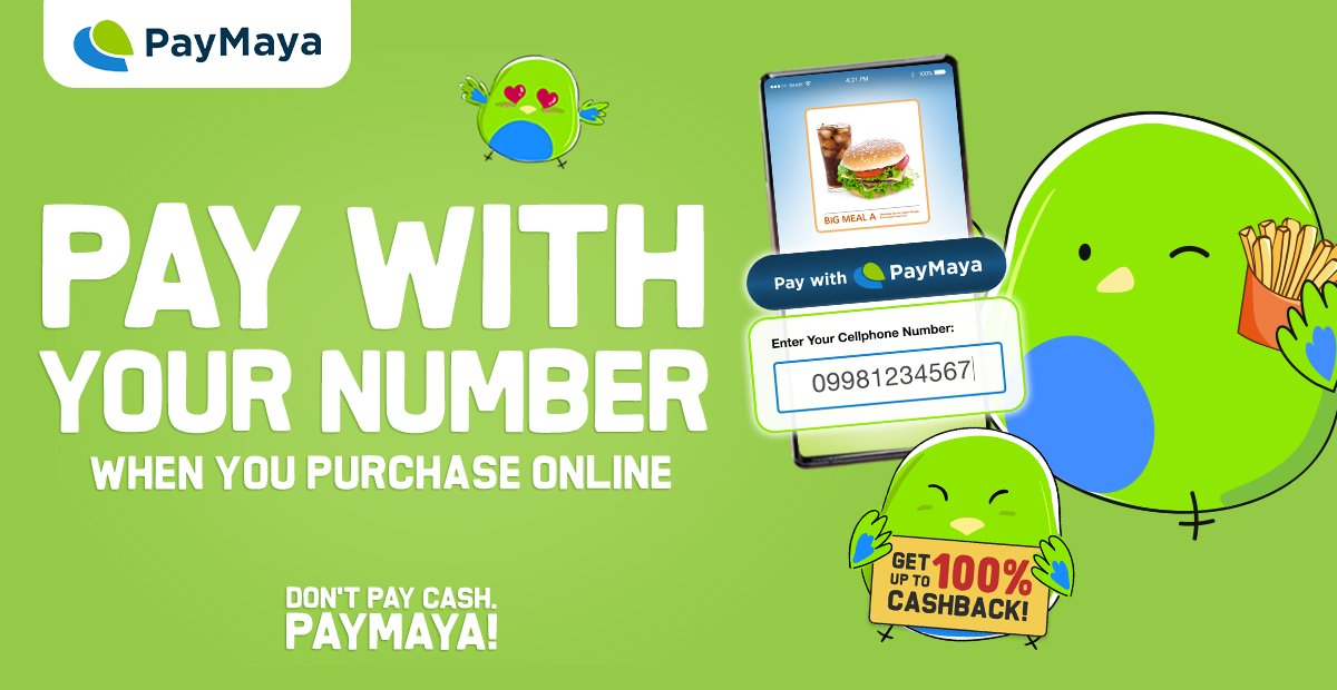 Pay with your Number Deals Page 12112019