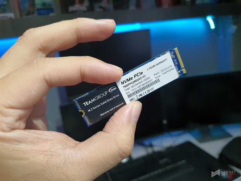 TeamGroup SSD MP34 Review 1