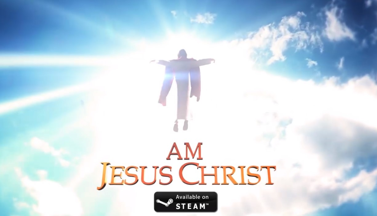 i am jesus christ steam, I am Jesus Christ is an actual game and it shall compel you, Gadget Pilipinas, Gadget Pilipinas