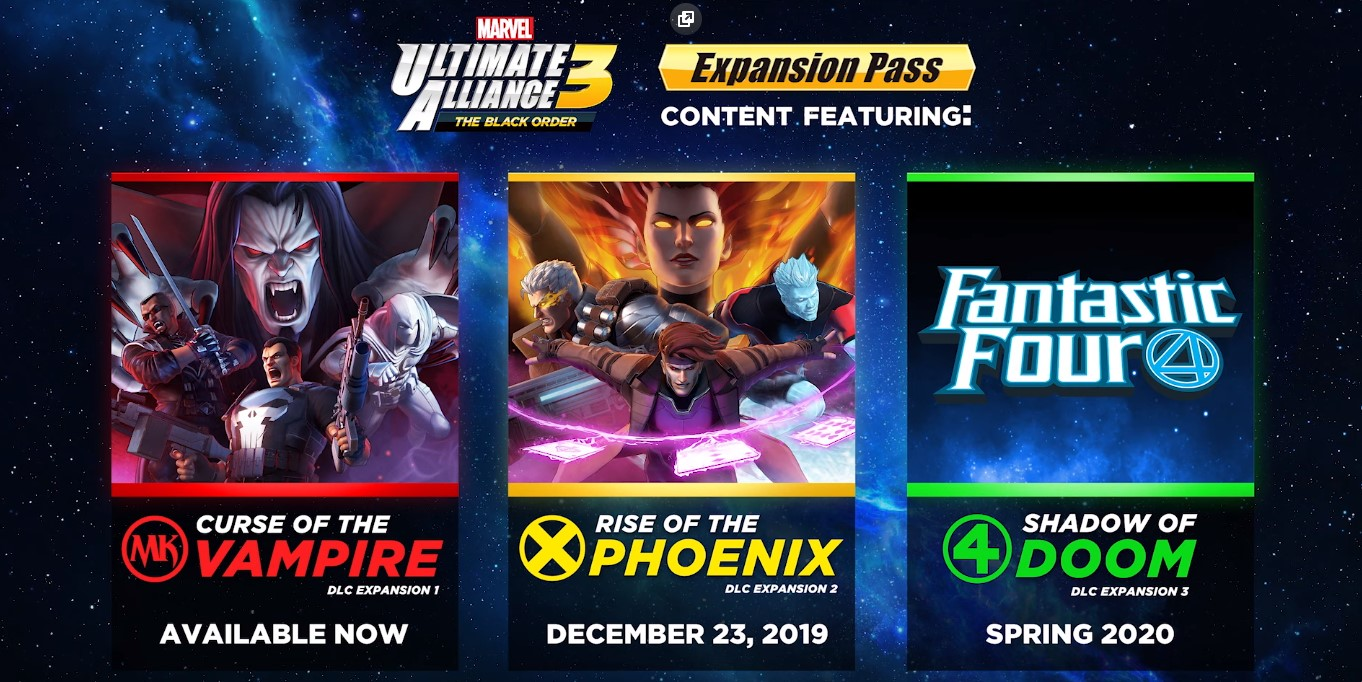 "marvel ultimate alliance rise of the phoenix, Marvel Ultimate Alliance 3 gets the ""Rise of the Phoenix"" DLC featuring Cable, Gambit, Iceman, and Phoenix, Gadget Pilipinas, Gadget Pilipinas"