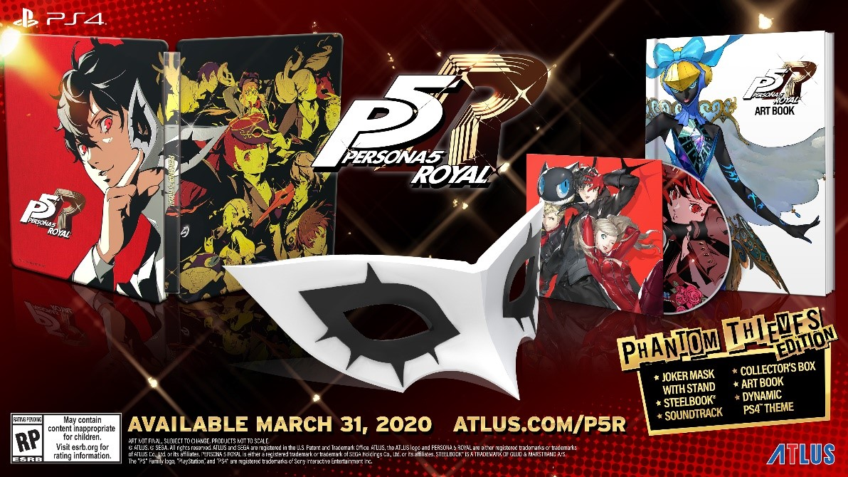 persona 5 royal launch date, Persona 5 Royal is set to take your cash (and your heart) on March 31, 2020, Gadget Pilipinas, Gadget Pilipinas