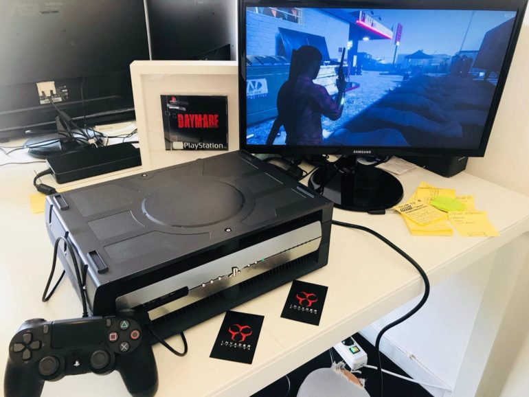 ps5 dev kit, Leaked images of PS5 devkit confirmed to be true, shows weird looking form factor, Gadget Pilipinas, Gadget Pilipinas
