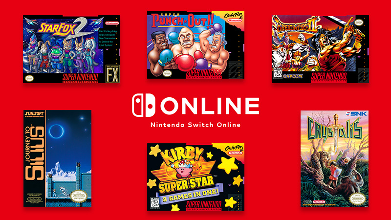 nintendo switch online new games december, Star Fox 2, Super Punch-Out!!, Breath of Fire II and more will be added to Nintendo Switch Online classic library, Gadget Pilipinas, Gadget Pilipinas