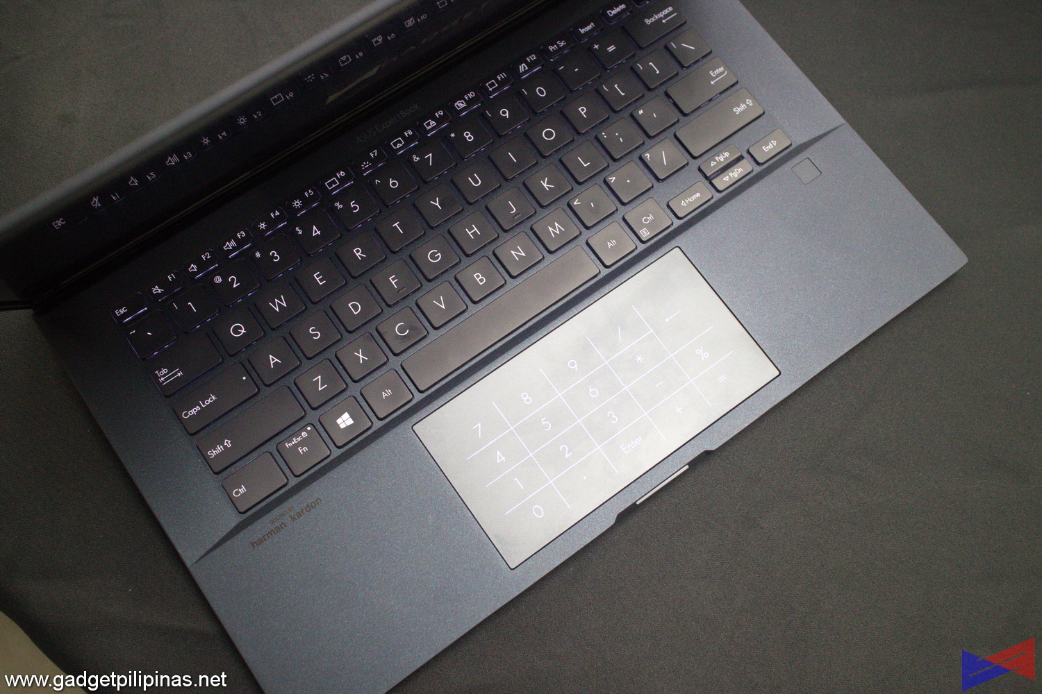 ASUS Expertbook B9450 Quick Review 038