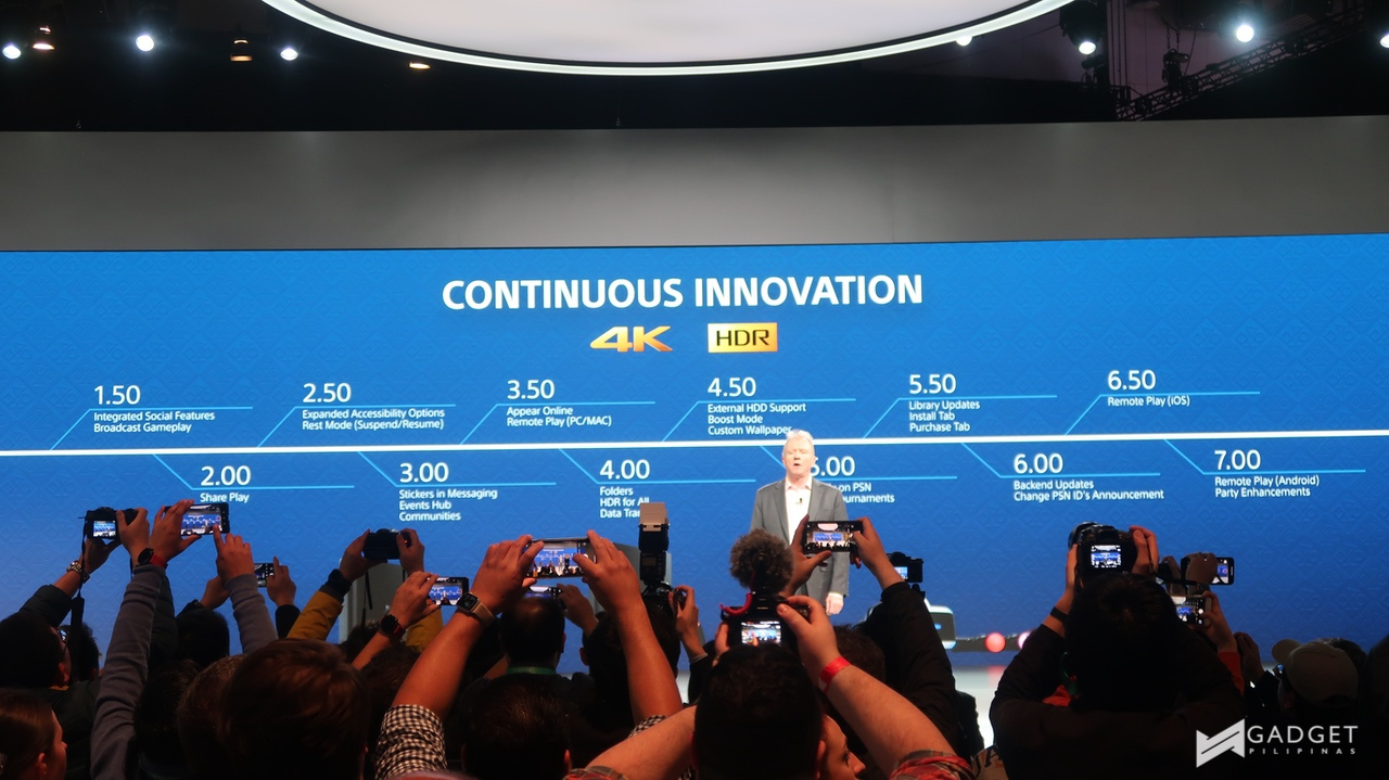 Sony Press Conference PlayStation 5 21