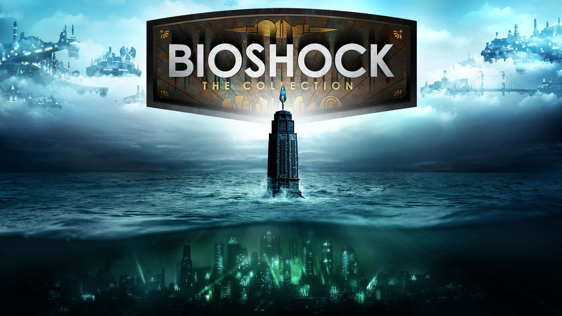 BioShock: The Collection Nintendo Switch, BioShock: The Collection seemingly headed to the Nintendo Switch, Gadget Pilipinas, Gadget Pilipinas