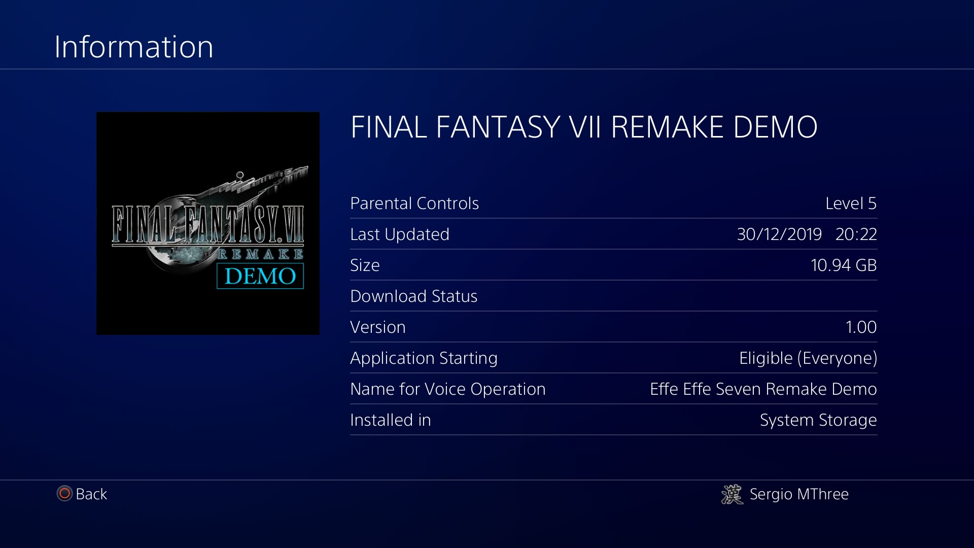 Final Fantasy 7 Remake Demo, Final Fantasy 7 Remake PS4 Demo Leaked, Worth About an Hour of Gameplay, Gadget Pilipinas, Gadget Pilipinas