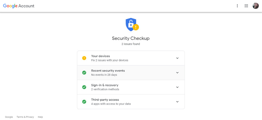 google-online-safety-tips-security-checkup