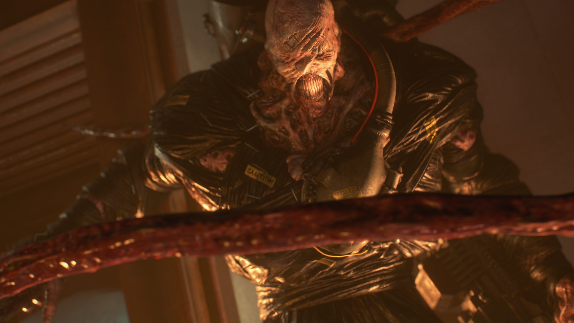Resident Evil 3 Nemesis, New Resident Evil 3 trailer showcases the terrifying and deadly Nemesis, Gadget Pilipinas, Gadget Pilipinas