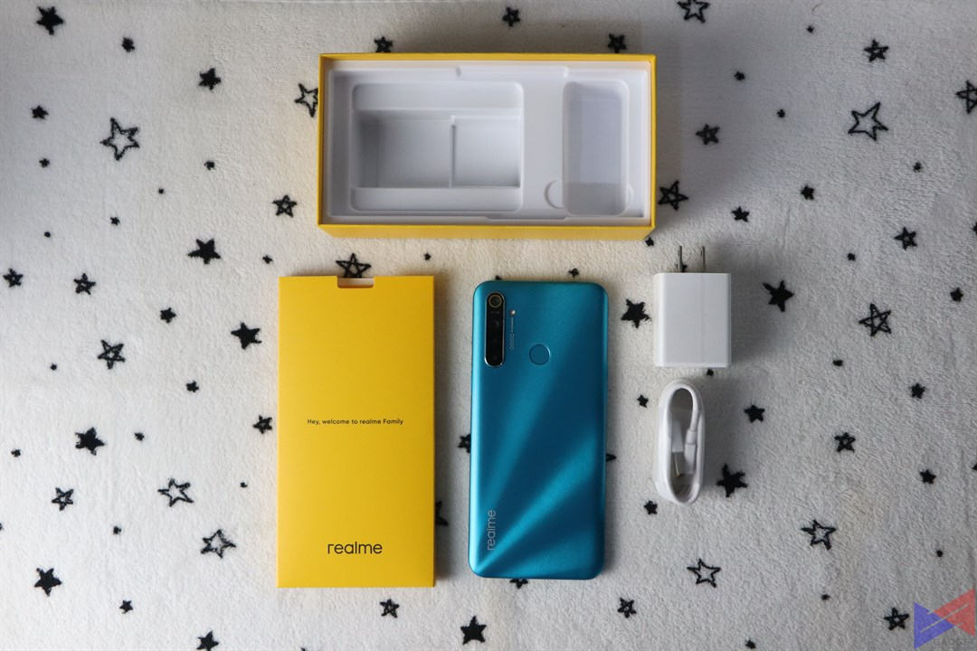 realme 5i 1 unboxed