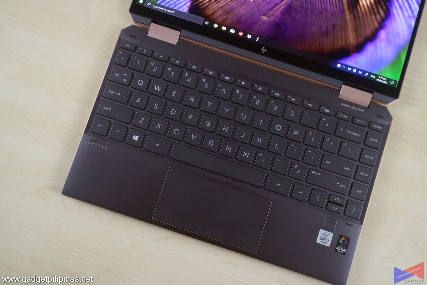 HP Spectre x360 Review 054
