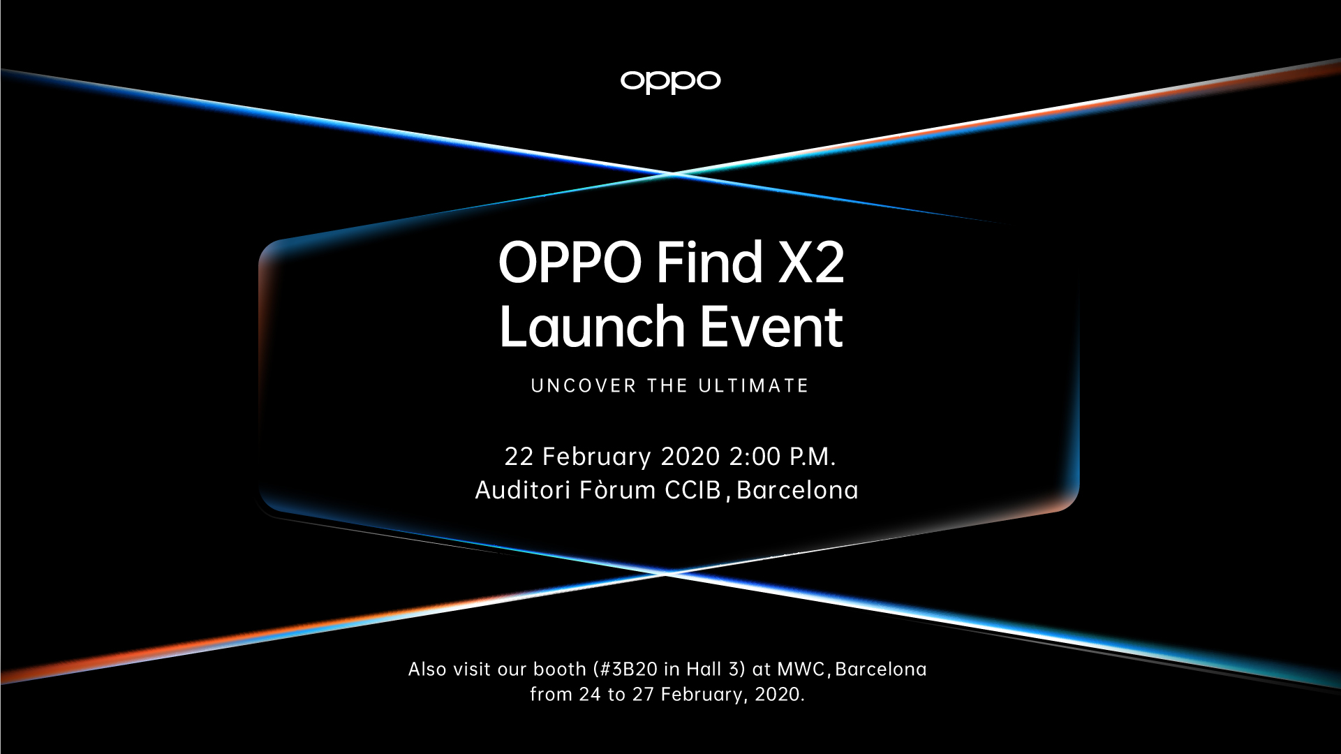 OPPO MWC 2020, OPPO Find X2 Set to Launch at MWC 2020!, Gadget Pilipinas, Gadget Pilipinas