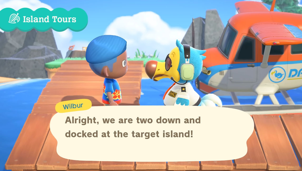 animal crossing new horizons nitendo direct island tour