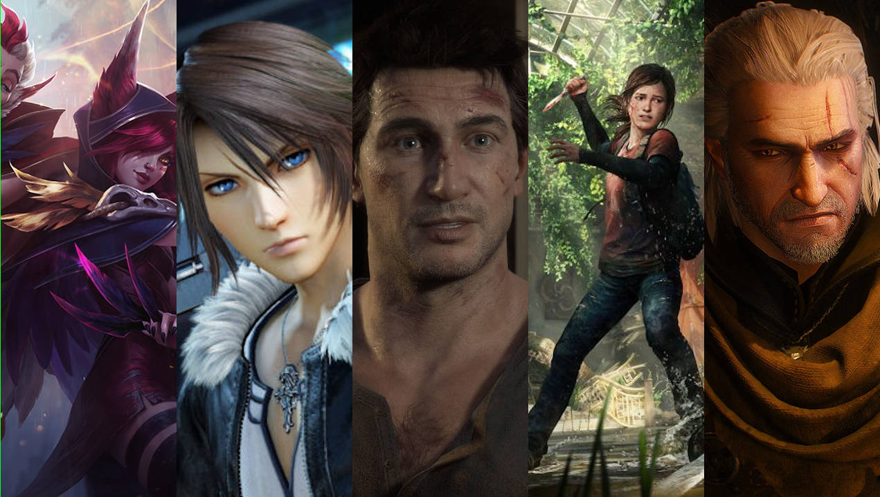 favorite Video Game Love Teams, Let's celebrate the season of hearts with some of our favorite video game love teams!, Gadget Pilipinas, Gadget Pilipinas